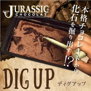 バレンタイン【恐竜】最高級チョコレートを使った...