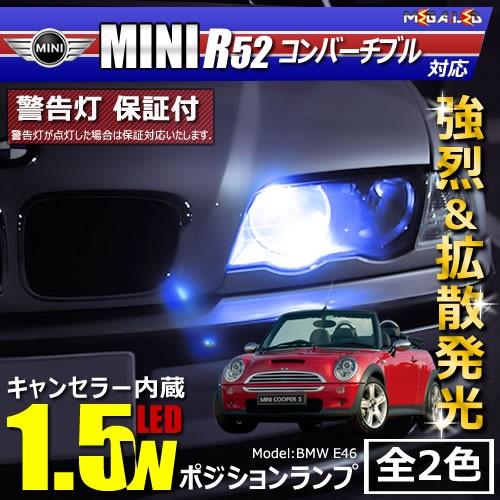 保証付 MINI R52 コンバーチブル RF16 RH16(前期...