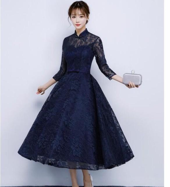 袖あり結婚式 ドレス ウェディングドレス ロング...