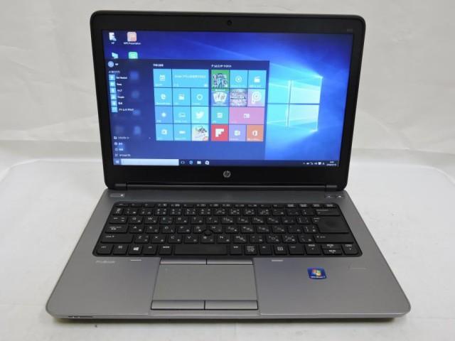 良品 14型 HP Probook 645G1 Win10 64 Pro/AMD A6...