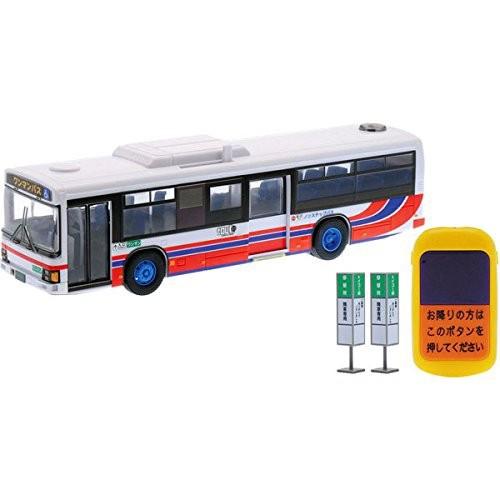 ラジコン 【バス】 つぎとまります!IRリモコン...