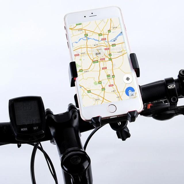 自転車ホルダー iphone バイク マウント スマホ ...