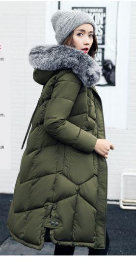 中綿コート レディース ロング 大きいサイズ ...