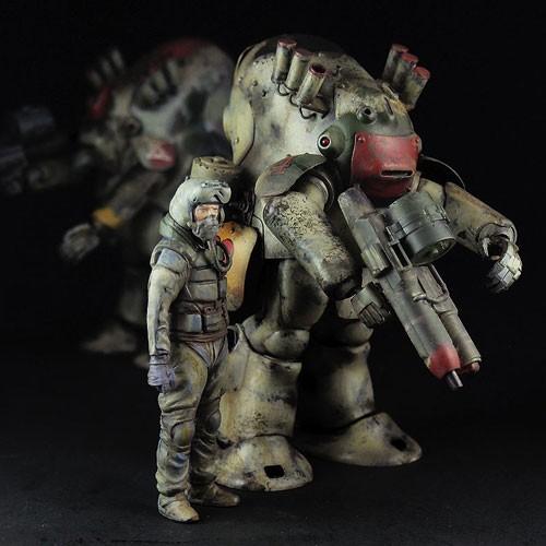 ハセガワ 1/20 【MK07】 ロボットバトルV(ファイ...