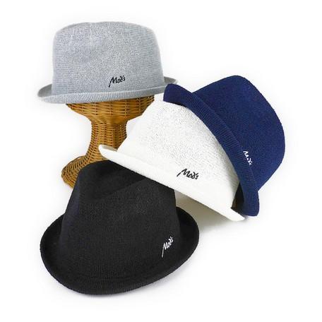 【帽子 キャップ】男女兼用◆パイルEMB マニッシ...