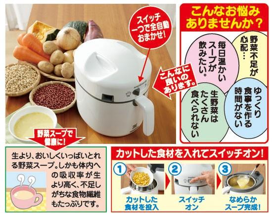 新型スープリーズQ(55069-000)