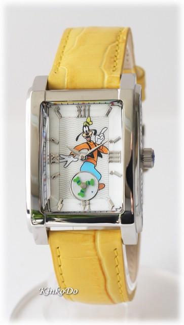 ディズニー・グーフィー腕時計