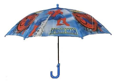 SPIDERMAN スパイダーマン 子供用ワンタッチ傘 ...