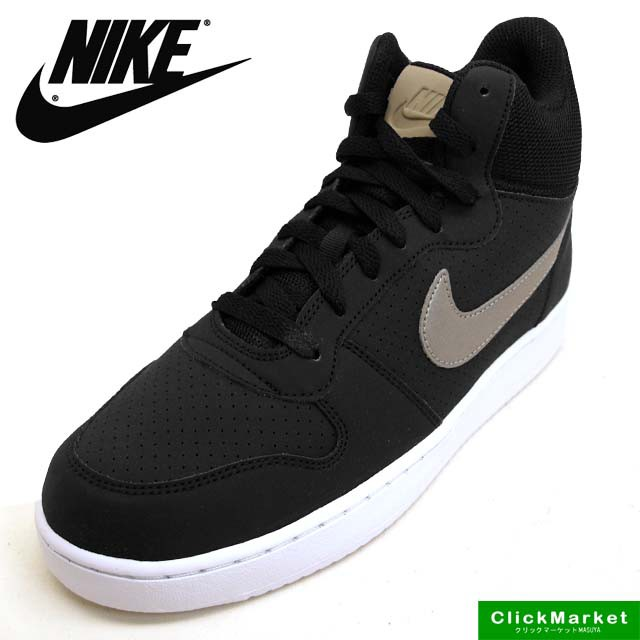 ナイキ NIKE COURT BOROUGH MID SL 844885-004 黒...