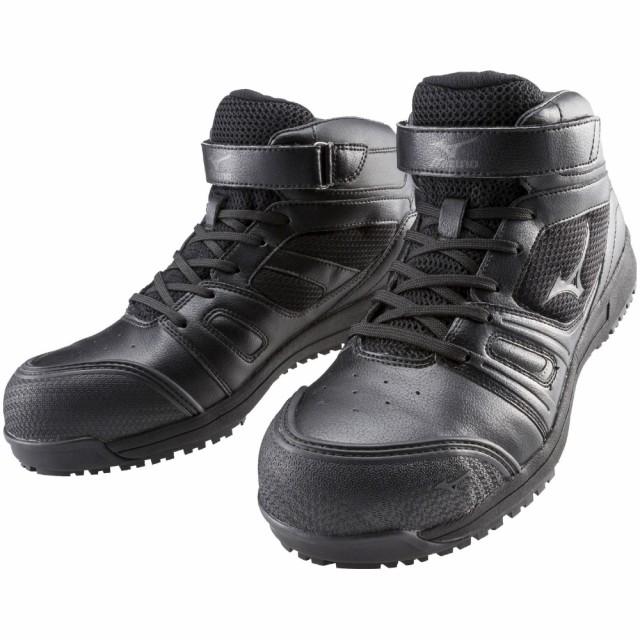 安全靴 作業靴 ミズノ(mizuno) オールマイティミ...
