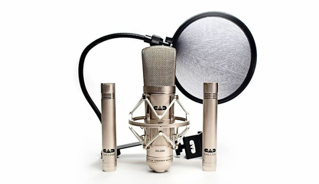 GXL2200SSP (CAD Audio) ステレオ・スタジオ・パ...
