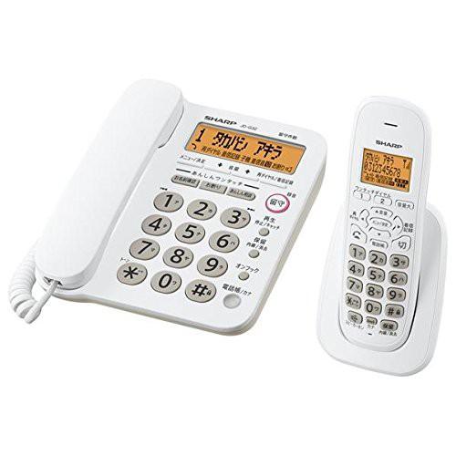 台数限定 シャープ デジタルコードレス留守番電話...