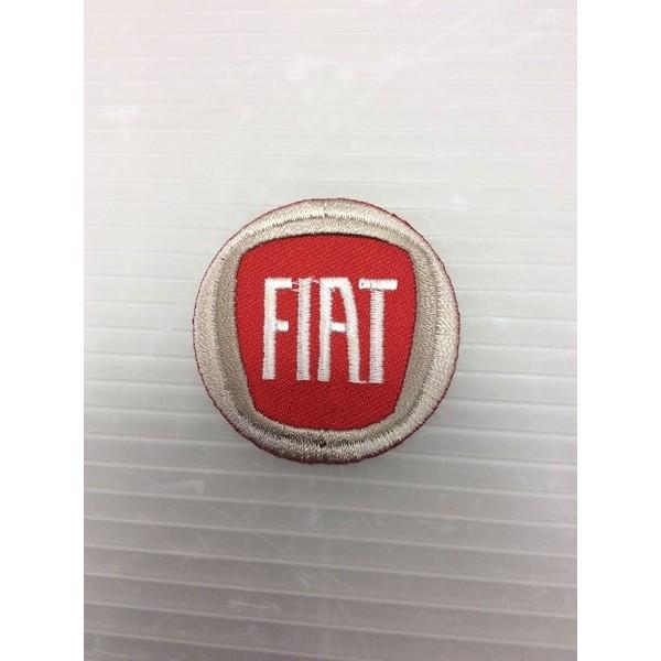 小型刺繍ワッペン(EI) (フィアット/FIAT)...