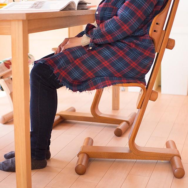 送料無料 ダイニングチェア チェア 椅子 木製 高...