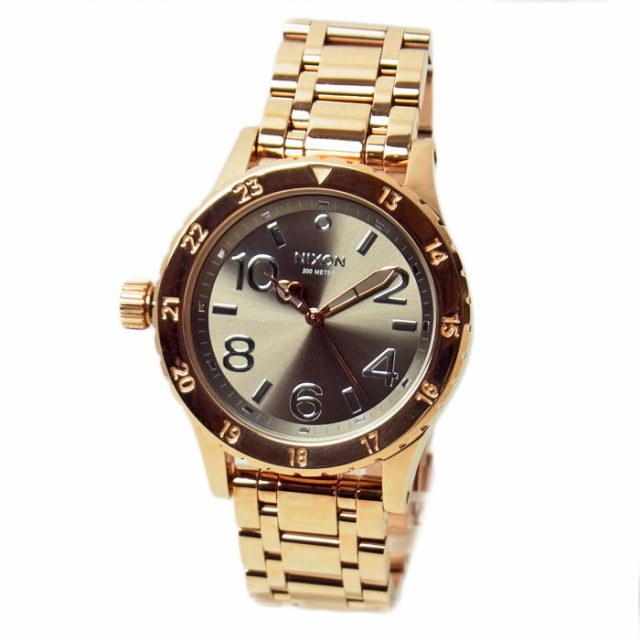 NIXON ニクソン 腕時計 ユニセックス 38-20 ロー...