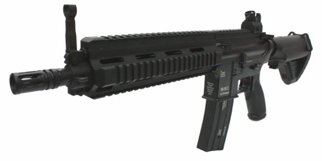 S&T HK416D10RS スポーツライン 電動ガン BK【180...