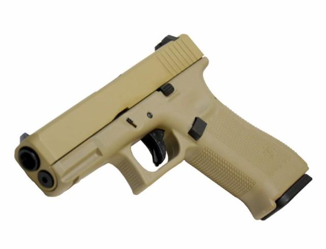 【決算セール!本体】WE Glock19X Gen.5 GBB TAN ...