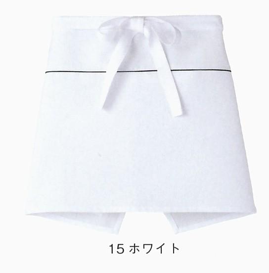 FK7120 エプロン 全3色 (厨房 調理 サービ...