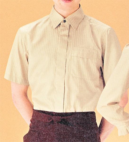 BL-404-B6-G6 シャツ(半袖) 男女兼用 全2色...