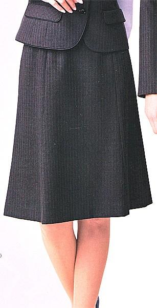 S-15709 マーメイドスカート(53cm丈) グレ...