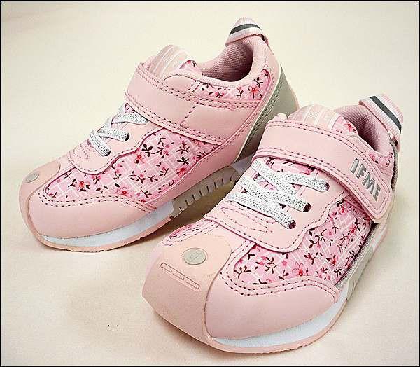 イフミー 30-8013 ピンク 子供靴 キッズ スニー...