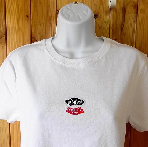 バンズ レディース 半袖Tシャツ VANS GIRLS SMAL...