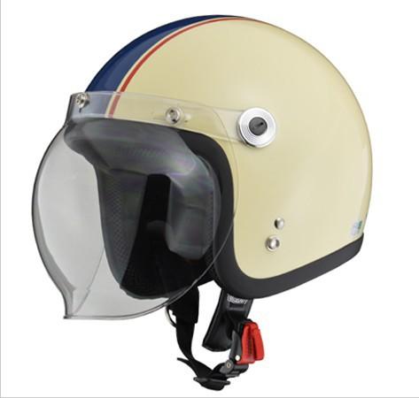 LEEDヘルメット  BARTON ジェットヘルメット「ア...