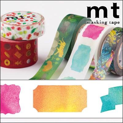 mt マスキングテープ mt ex ラベル水彩(MTEX1P11...