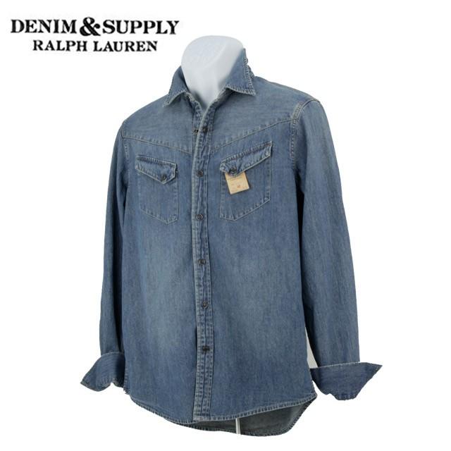 Denim&Supply デニムアンドサプライ M size クリ...
