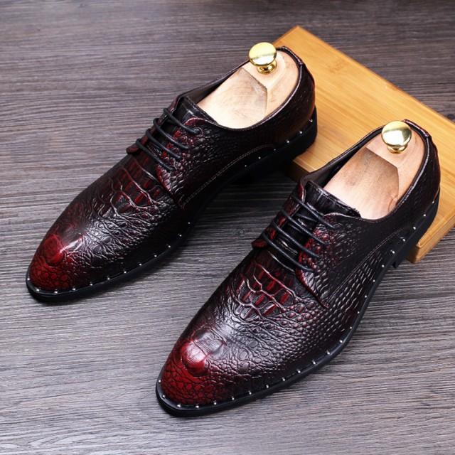 紳士靴シークレットシューズ ビジネスシューズ ワ...