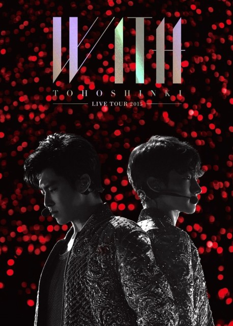 1806 新品送料無料 東方神起 LIVE TOUR 2015 WITH...