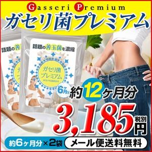 【ガセリ菌 プレミアム 約1年分 360粒】[3から4...