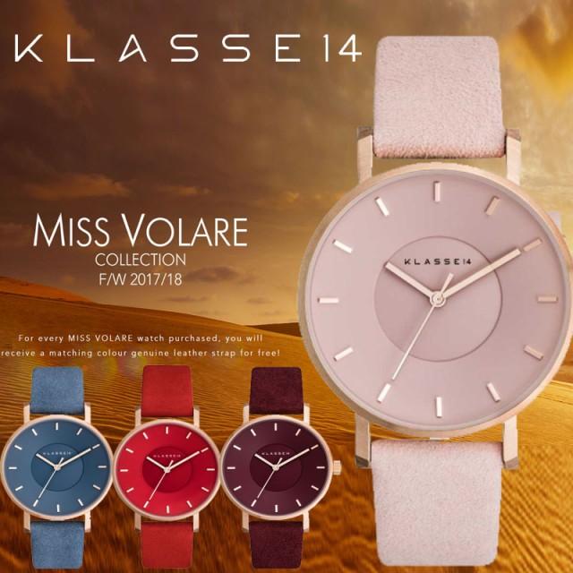 KLASSE14 クラス14  MISS VOLARE  36mm  腕時計 ...