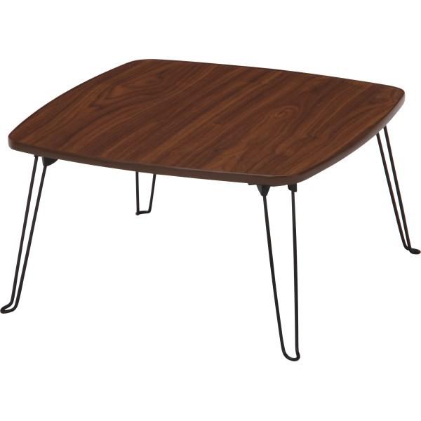 ローテーブル 角60 BR P601BR