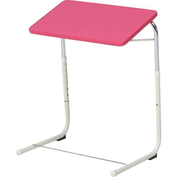 ソファーサイドテーブル フロッグ ピンク ST-0...