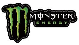 """""""モンスターエナジー(MONSTER ENERGY)ロゴ&トレー..."""