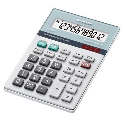 SHARP [シャープ] ナイスサイズタイプ電卓12桁...