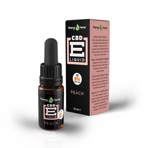 PharmaHemp CBD500MG 10ml #Peach(ピーチ味)