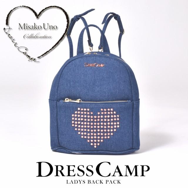 【送料無料】DRESS CAMP ドレスキャンプ バックパ...