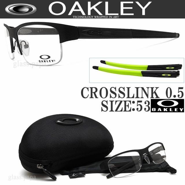 OAKLEY オークリー メガネフレーム [CROSSLINK 0...