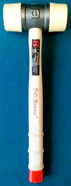 ソフトハンマーF 1.0kg [O.H]