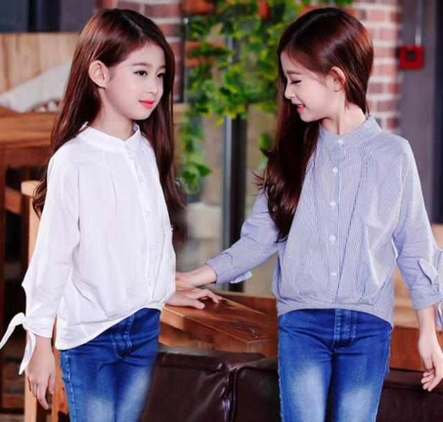 DW 韓国  女の子 春秋着 子供服 七五三 Tシャツ ...