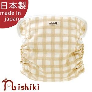 9d8492af963f0 ベビー服 赤ちゃん 服 ベビー おむつカバー 長く使える股サイズ調節ゴム付きWガーゼカフェ