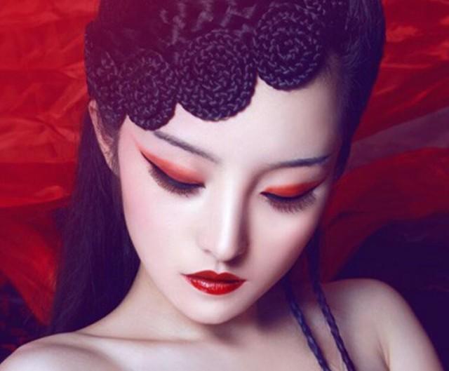 中国古代風かつら/戯曲風前髪/白蛇という物語のコ...