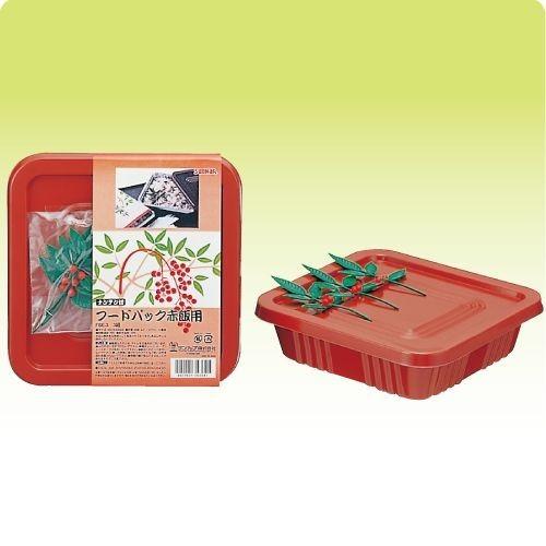 ★フードパック赤飯用(角・ナンテン付) 30組(3...