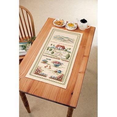 Olympusクロスステッチ刺繍キット1199 「テーブル...