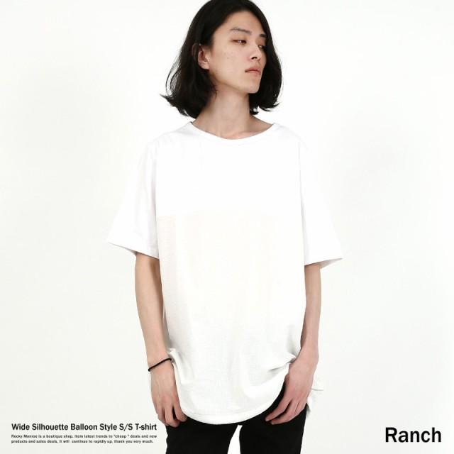 Tシャツ 半袖 メンズ おしゃれ ゆったり 天竺 シ...