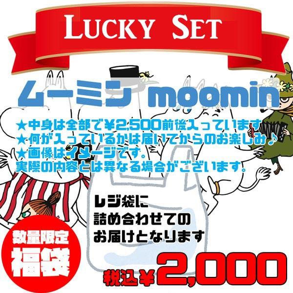 FUKU-MM-2000/のあのはこぶね/【MOOMIN】中身はお...