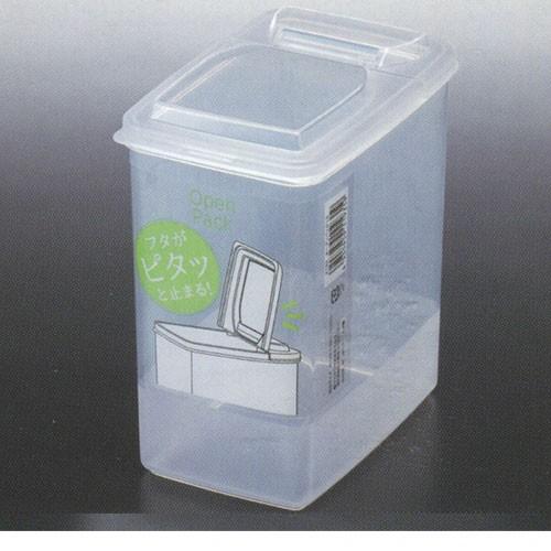 オープンパックL3k193フタ付保存容器/タッパー食...