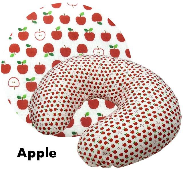 ○授乳クッション・アップル(赤りんご)○